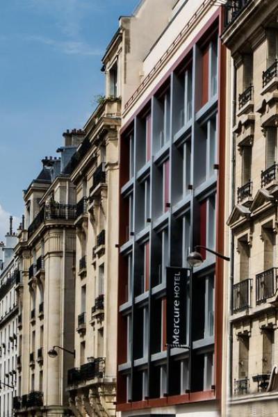 Mercure Paris 17 Batignolles