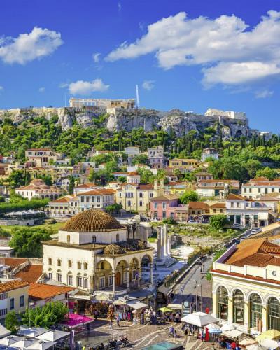 5 روز یونان