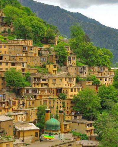 تورسه روزه ماسوله-ماسال-قلعه رودخان