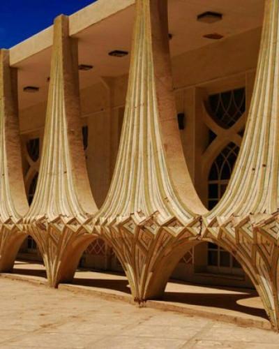7Days Yazd and Kerman Desert Tour