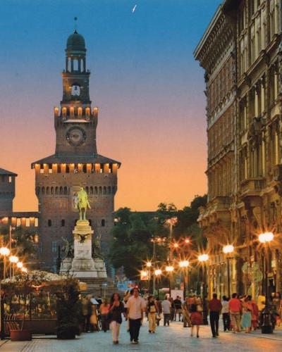 11 روز ایتالیا