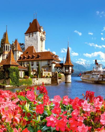 9 روز سوییس - ایتالیا