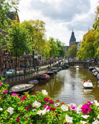 9 روز هلند - بلژیک - فرانسه