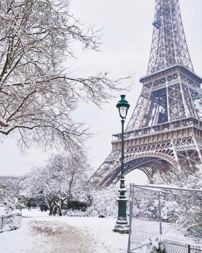 تور فرانسه 5 روزه