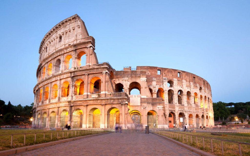 ایتالیا در طول تاریخ