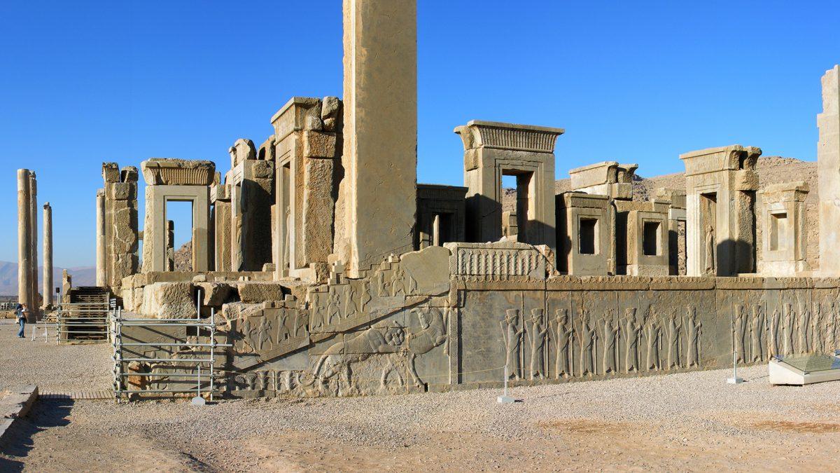 تخت جمشید، نماد تمدن و اقتدار ایران