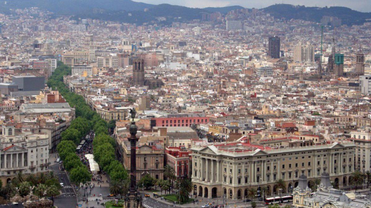 بارسلونا، زیباترین شهر اسپانیا
