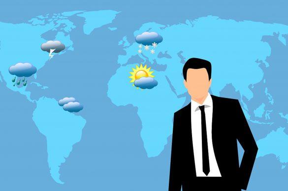 آب و هوای تهران را پیشبینی کنید