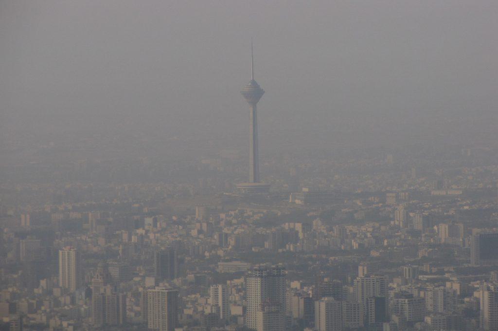 آب و هوای تهران را پیش بینی کنید
