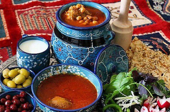غذای ایرانی، جاذبه جدید برای گردشگران خارجی