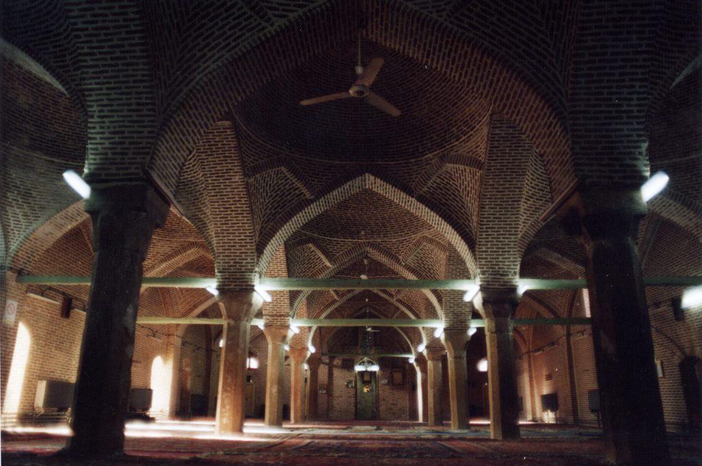 مسجد جامع مهاباد - مهاباد