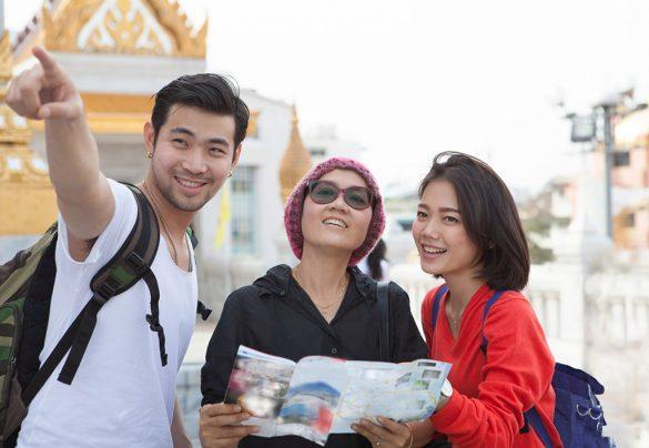 کاهش گردشگران چینی، بحران پیش روی صنعت گردشگری