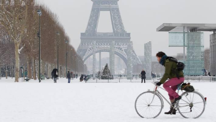 آب و هوای فرانسه