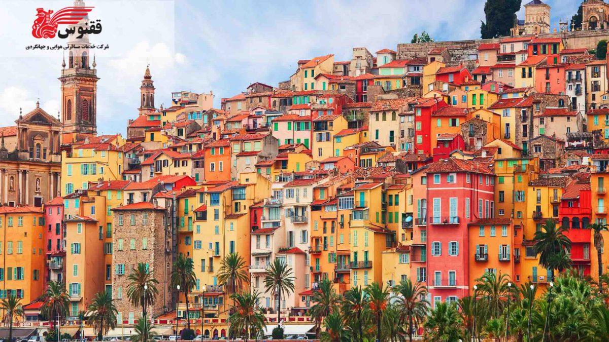 نیس فرانسه، مقصد ساحلی رویایی