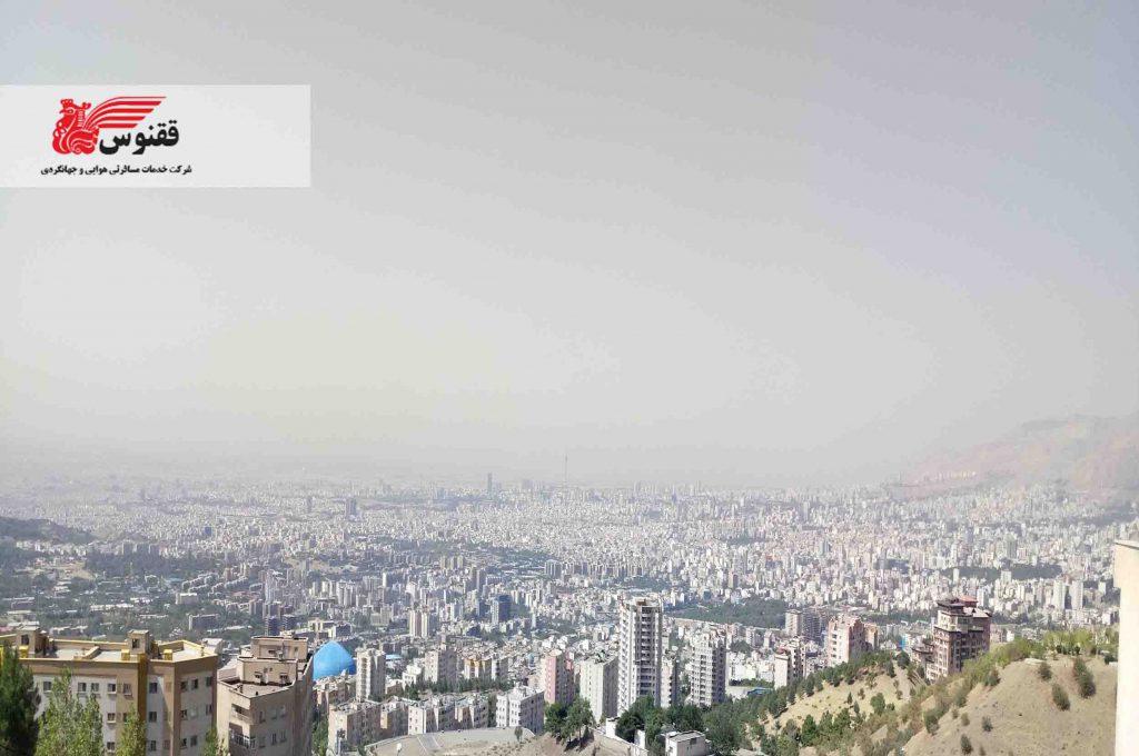 شهرهای استان تهران