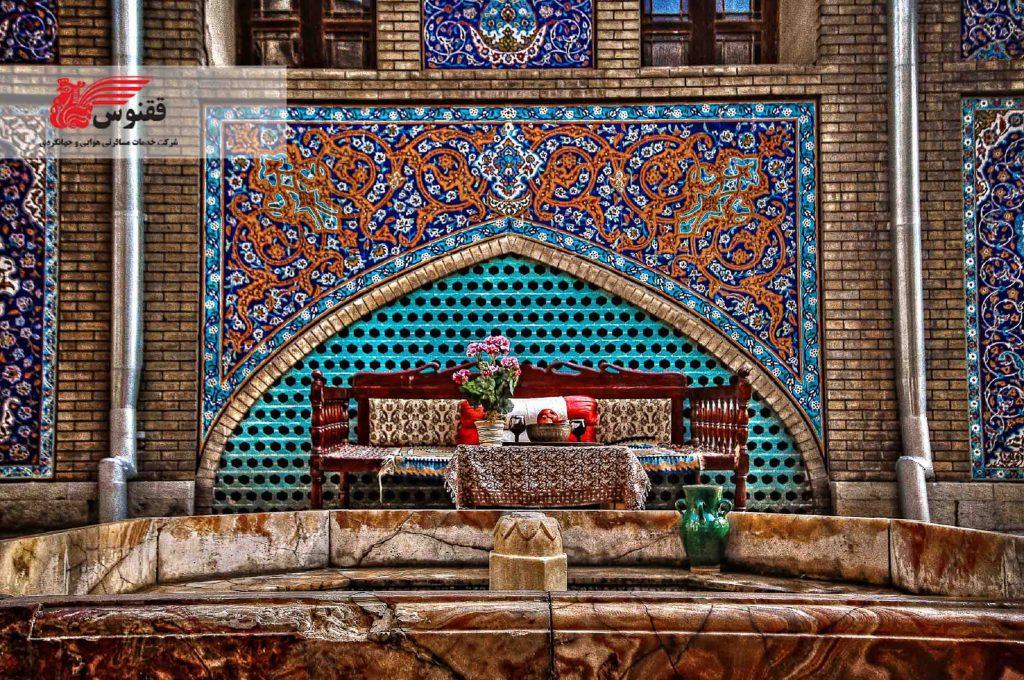 عمارت مسعودی