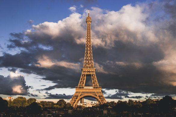 شهر پاریس، پایتخت نور و عشق