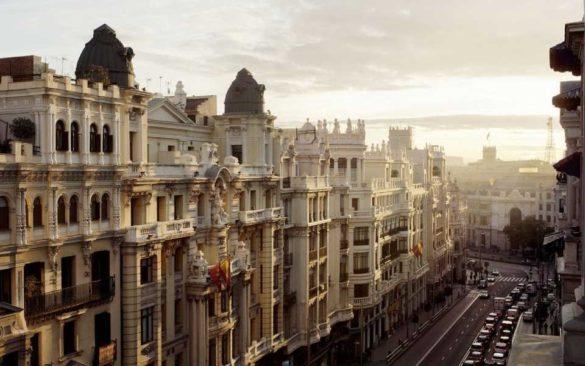 مادرید پهناورترین شهر اسپانیا