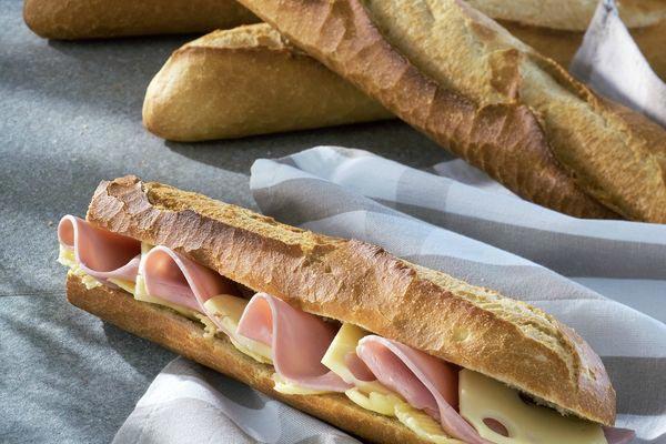 ساندویچ-ژامبون