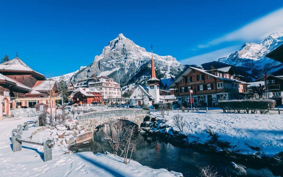 بهترین جاهای دیدنی سوئیس