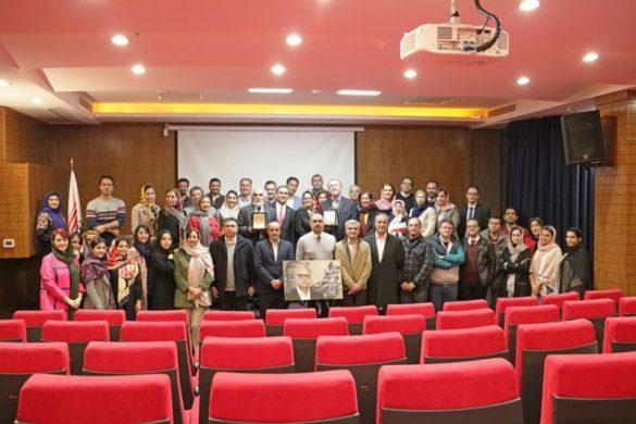 افتتاحیه سالن همایش هدایت و گردهمایی راهنمایان شرکت مسافرتی ققنوس