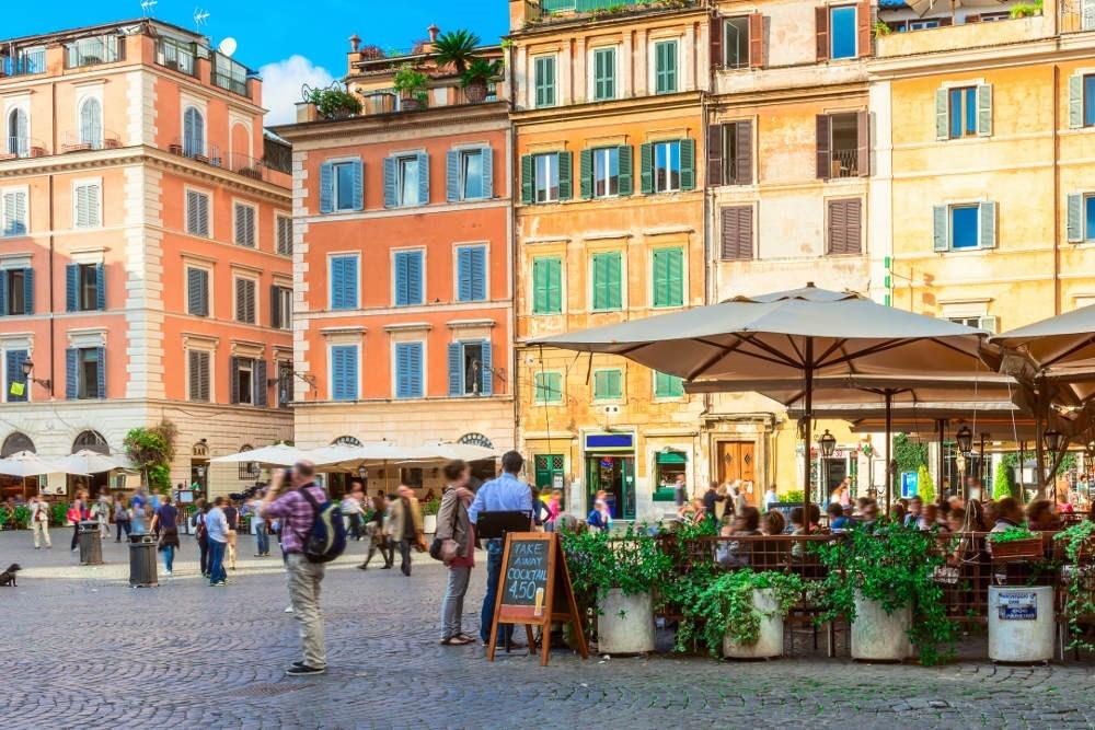 محله Trastevere
