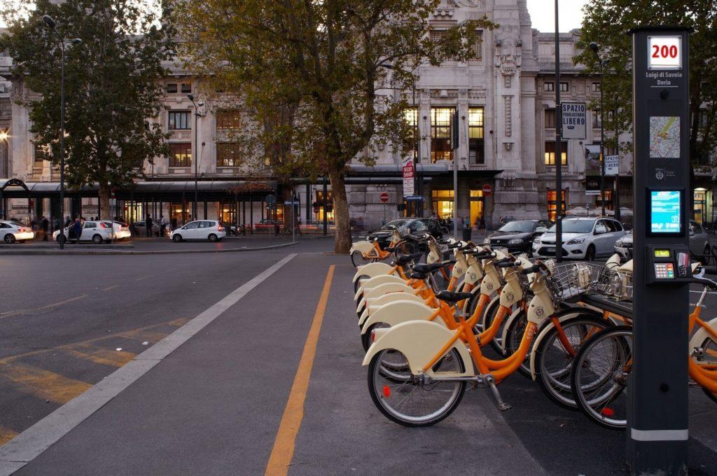 حمل و نقل عمومی در شهر میلان