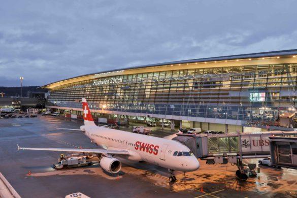 فرودگاه زوریخ، بزرگترین فرودگاه سوئیس