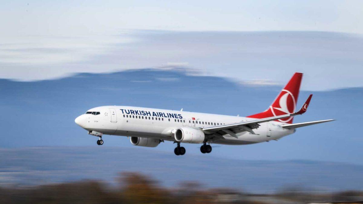 افتتاح سه مسیر جدید هواپیمایی ترکیش