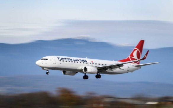هواپیمایی ترکیش