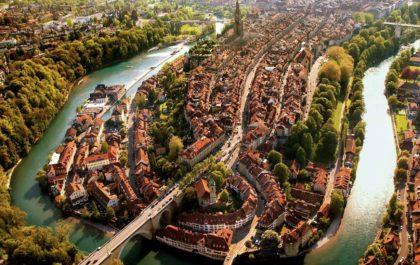 برن سوئیس، پایتخت خرسها