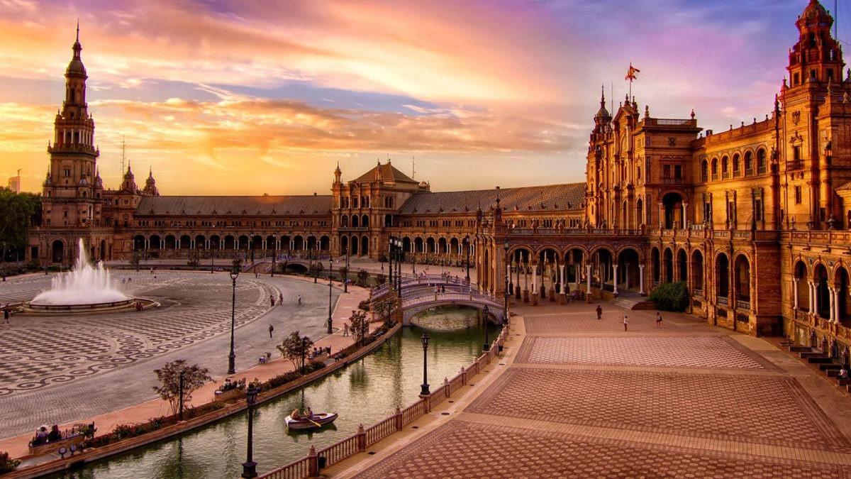 شهر سویا اسپانیا، پایتخت باستانی اندلس