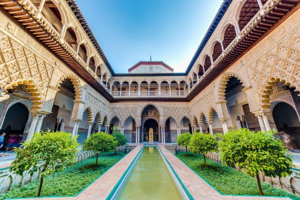 قصر آلکازار سویا