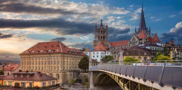 لوزان سوئیس، مقصدی جذاب در تور سوئیس