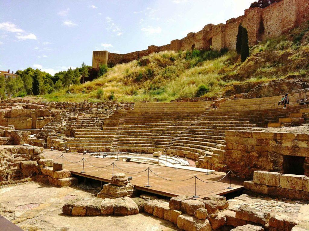 آمفی تئاتر رومی