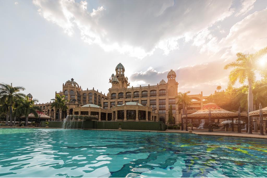 تفرجگاه سان سیتی - جاذبههای آفریقای جنوبی