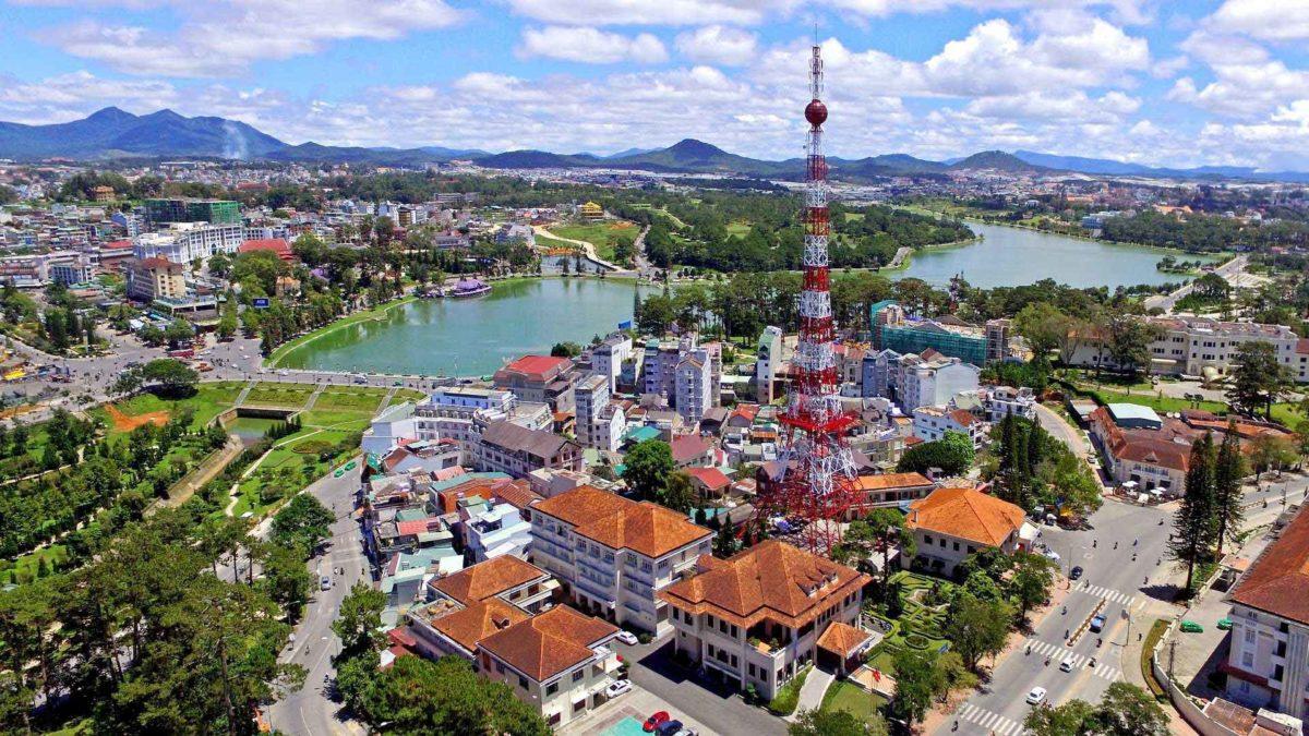 دیدنیهای شهر دالات ویتنام