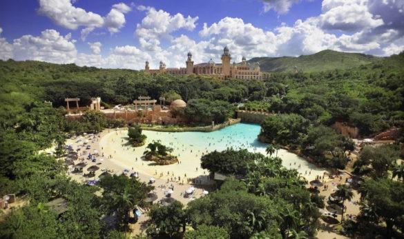 سان سیتی، بهشت تفریحات آفریقای جنوبی