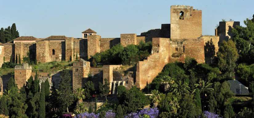 قلعه مالاگا