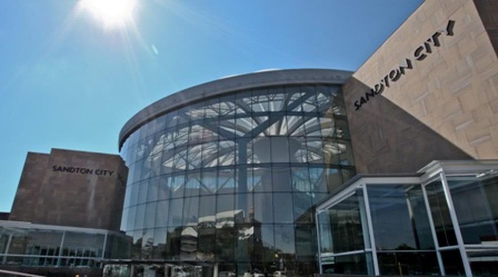 مرکز خرید ساندتون سیتی