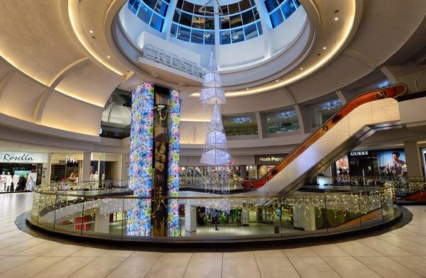 مرکز خرید کریستال ژوهانسبورگ - مراکز خرید ژوهانسبورگ