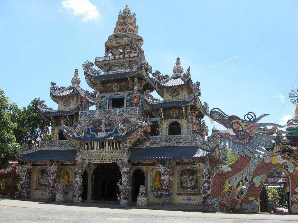 معبد Linh Phuoc