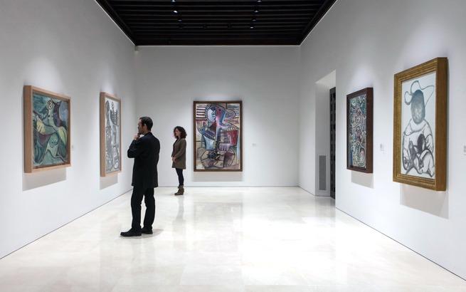 موزه و محل تولد پابلو پیکاسو