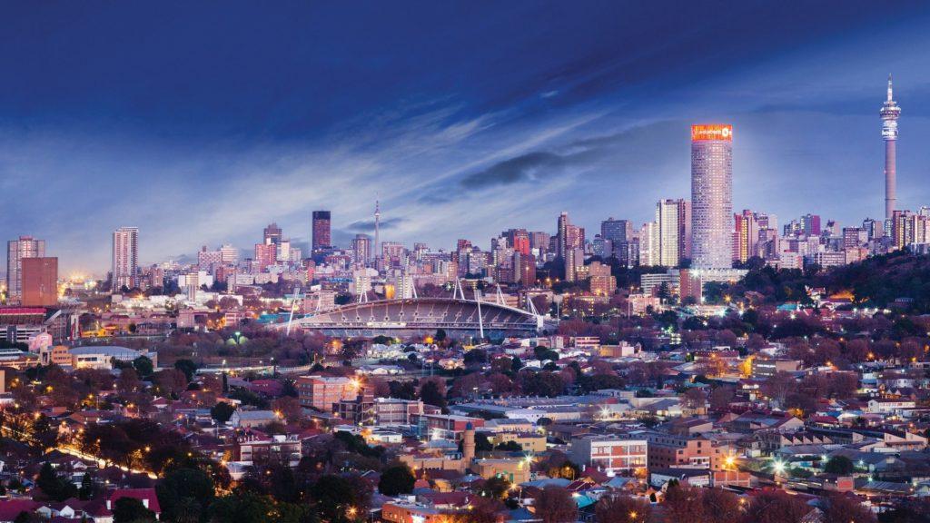ژوهانسبورگ - جاذبههای آفریقای جنوبی