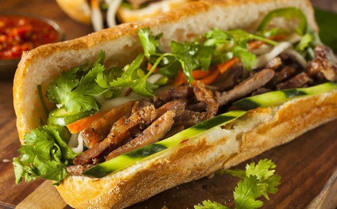 Banh Mi -ئ غذاهای ویتنامی