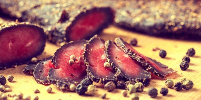 Biltong و Droewors - غذاهای-آفریقای-جنوبی