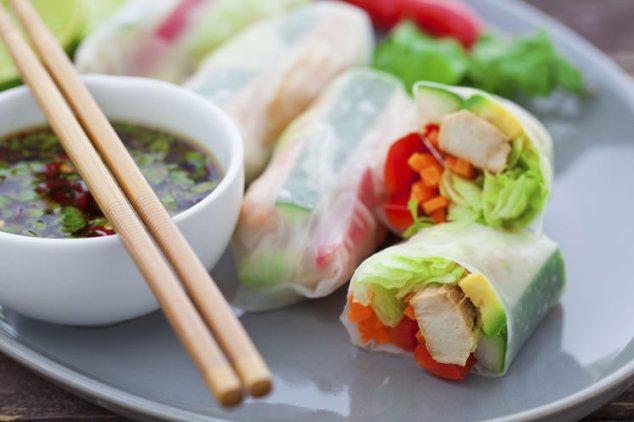 Goi Cuon - غذاهای ویتنامی