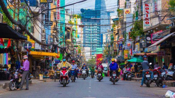 راهنمای حمل و نقل عمومی در ویتنام