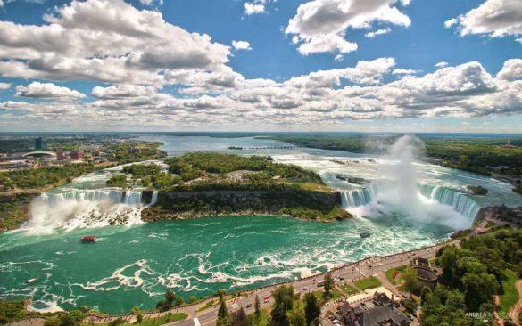 آبشار نیاگارا و شش فعالیت جذاب در اطراف آن