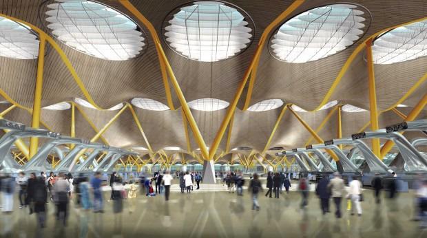 آشنایی با دو فرودگاه اسپانیا
